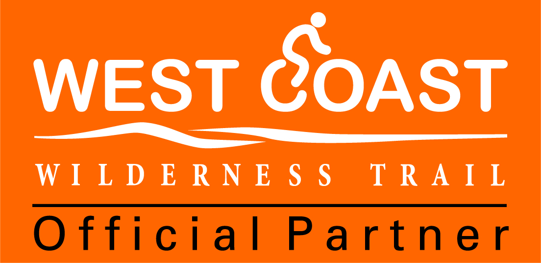 West Coast Wilderness Trail Official Partner logo